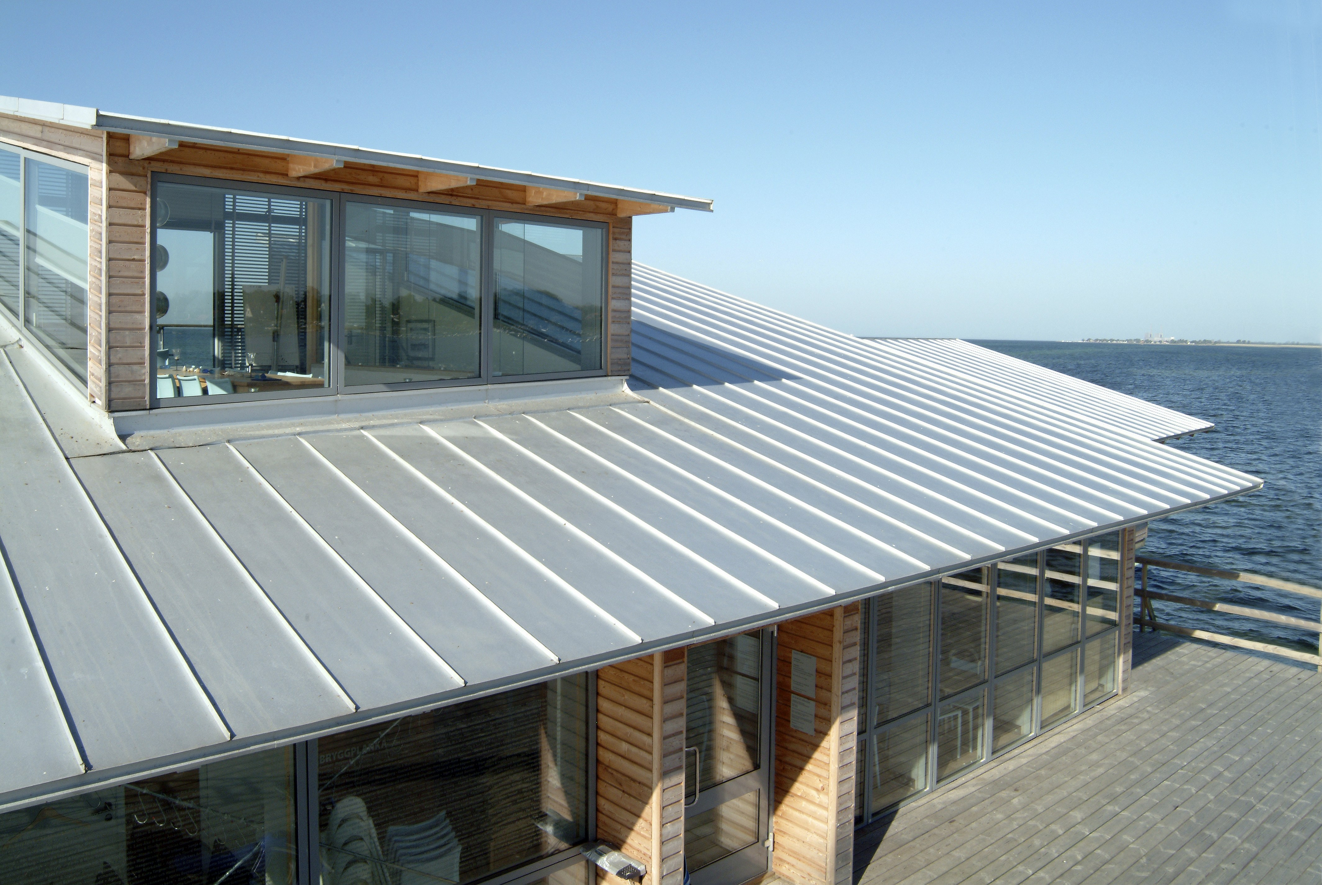 An Architect S Guide To Standing Seam Roofs Architizer Journal