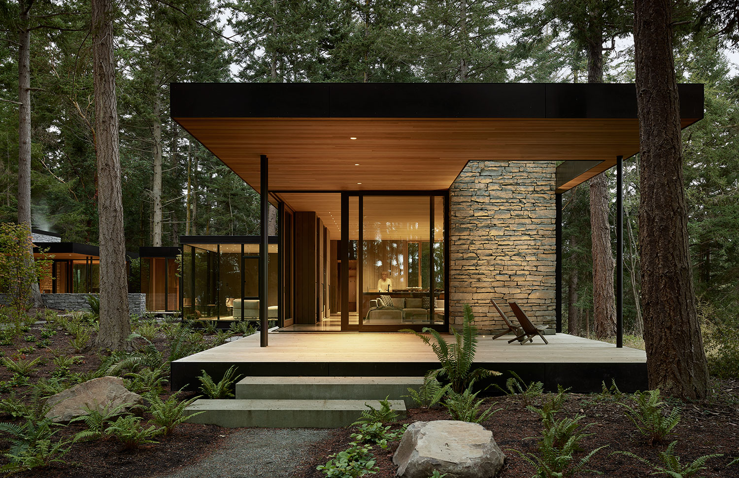 Cabin Fever 7 Stunning Modern Retreats Surrounded By Nature Architizer Journal