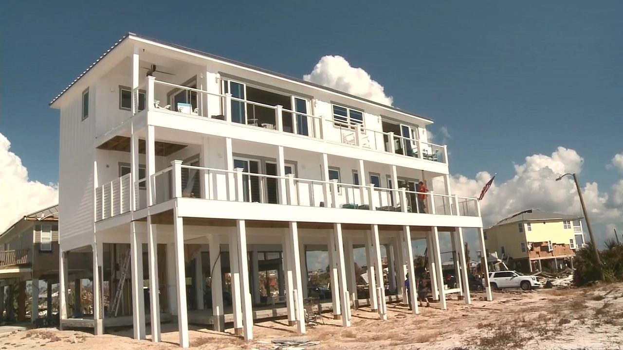 Here's How One House Survived Devastating Hurricane Michael