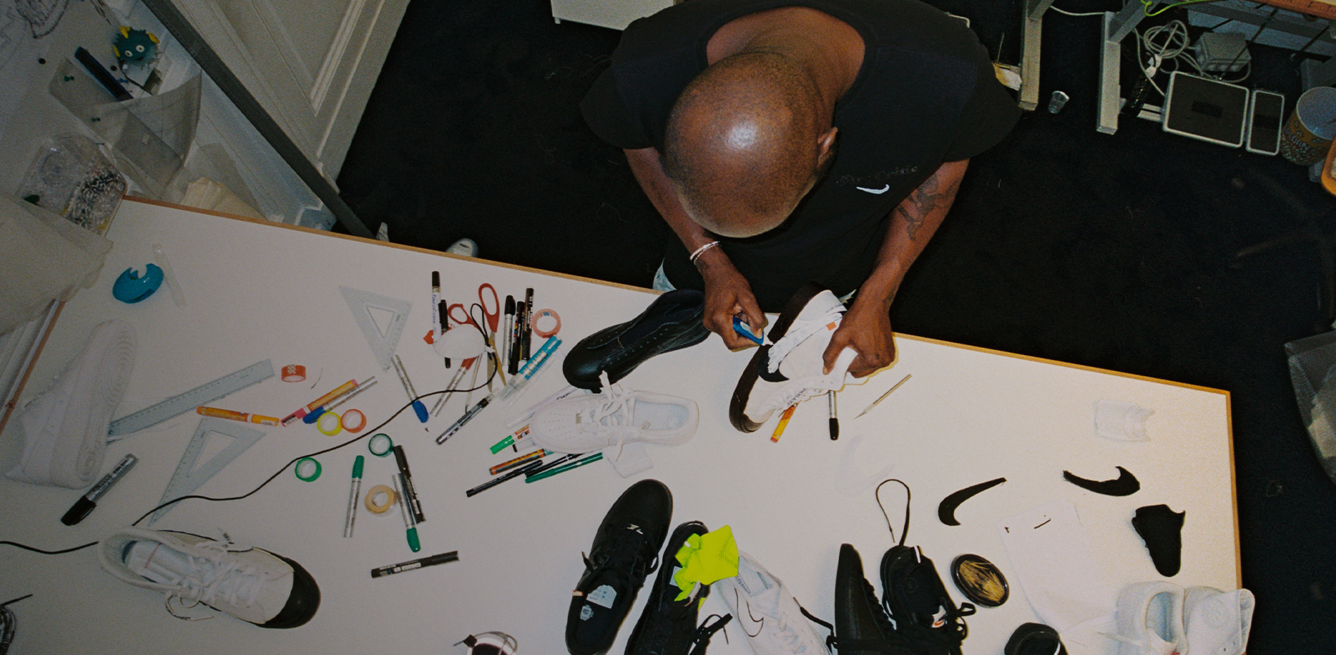 Virgil Abloh On Architecture Fashion And The Birth Of Ideas Architizer Journal